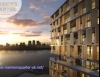 Mariners Quarter - Royal Wharf Apartment with Garden view