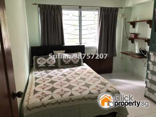Spacious Common Room For Rent in Tampines