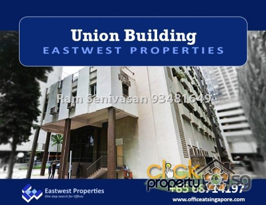 Union Building Office Available for Rent