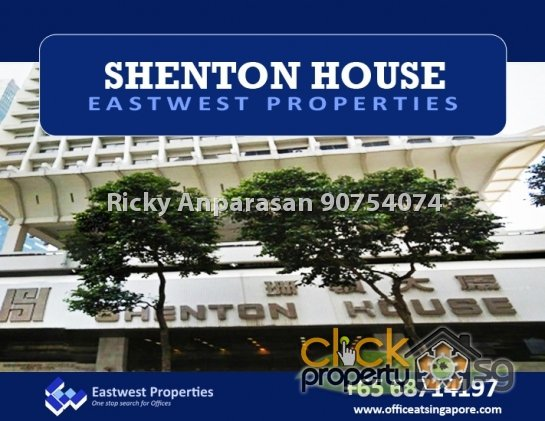 Shenton House Office Available for Rent